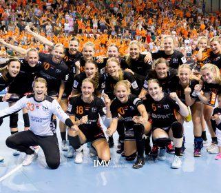 Nederland – Rusland dames 1 juni 2019