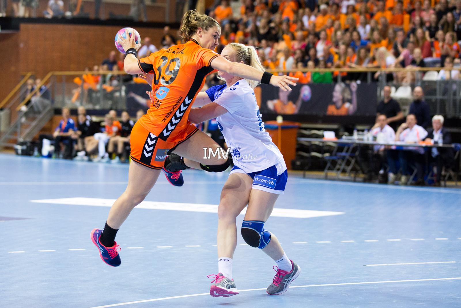Nederland – Rusland dames  31 mei 2019