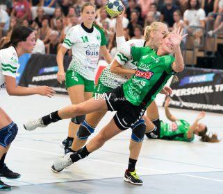Supercup dames Voc Amsterdam – Quintus 24 augustus 2019 eindstand  26-20