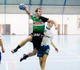 Landelijke divisie heren AJ Hellas – Tachos 26-10-2019 eindstand 18-34