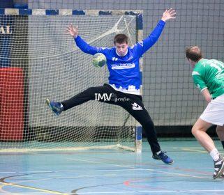 Tweede divisie heren Hellas 2 – EenO 13 oktober 2019 eindstand 23-21