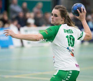 Ere divisie Quintus dames – SEW 16-11-2019 eindstand 26-20