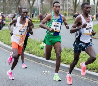 Cpc loop 08 maart 2020 halve marathon Den Haag