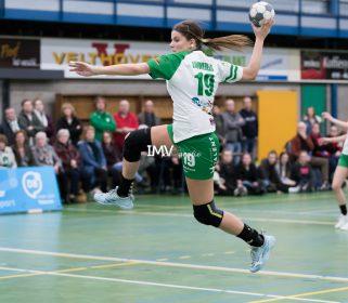 Bekerwedstrijd dames Quintus-Pca Kwiek 10 maart 2020 eindstand 30-27