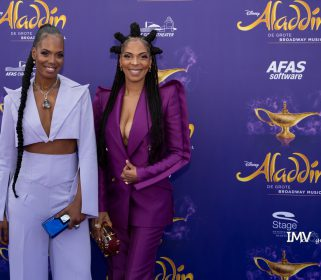 Première Aladdin 26 september 2021